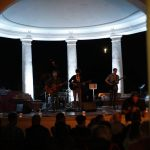 Foto der Singer-Songwriter-Band Strandheizung beim KleinKlang-Festival Eisenach 2014