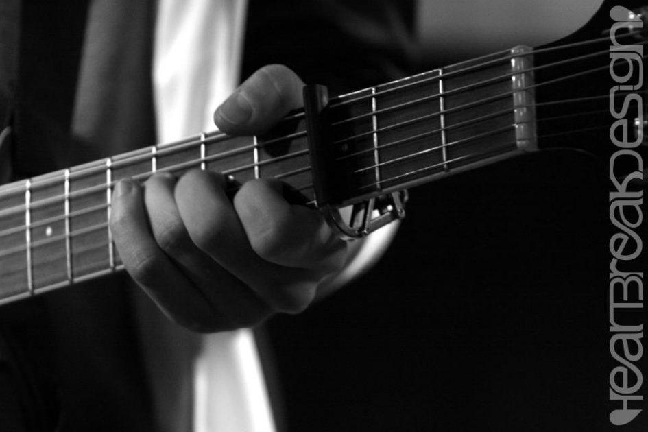 Foto der Singer-Songwriter-Band Strandheizung von einem Konzert 2011. Foto: Hagen Ebrecht.