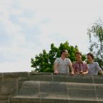 Promotionsbild der Singer-Songwriter-Band Strandheizung von 2015
