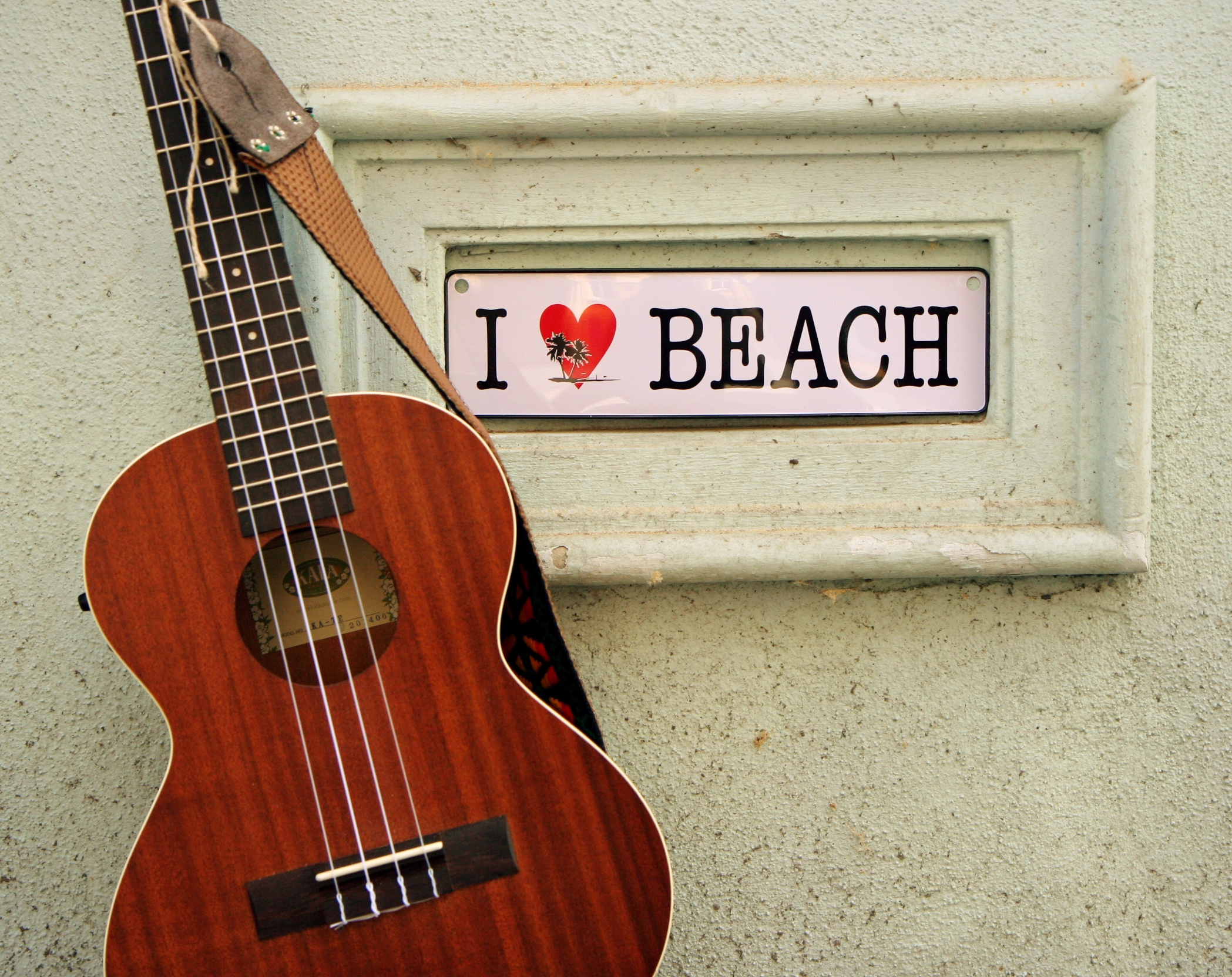 Foto von der Strandtour Süd 2018 der Singer-Songwriter-Band Strandheizung.