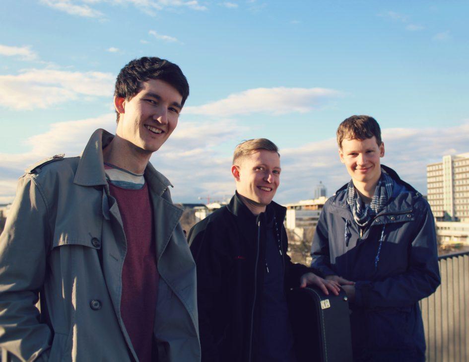 Pressebild der Singer-Songwriter-Band Strandheizung von 2018. Foto: Thomas Witte