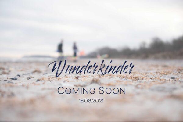 """Promotionsbild der Singer-Songwriter-Band Strandheizung für die EP """"Wunderkinder"""" 2021. Foto: Bastian Kruskop."""