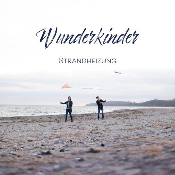 """Cover des Albums """"Wunderkinder"""" der Singer-Songwriter-Band Strandheizung. Foto: Bastian Kruskop."""